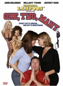 National Lampoon Presents One Two Many, lesbian movie lesmedia