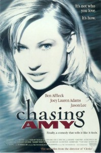 Chasing Amy, Lesbian Movie