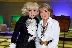 Lady Gaga Lesbian, Lady Gaga Talks Lesbian Sex with Barbara Walters