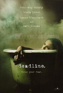 Brittany Murphy Deadline, Brittany Murphy Deadline