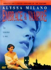 Embrace of the Vampire, Alyssa Milano Vampire Lesbian Movie