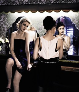 Lily Loveless, Lesbian Characters