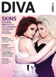 Lily Loveless & Kathryn Prescott, Lily Loveless & Kathryn Prescott Diva Cover