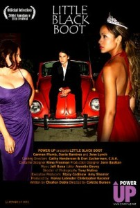 Little Black Boot, Lesbian Movie