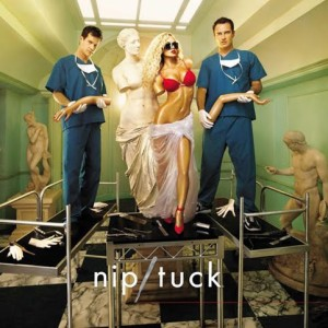 Nip/Tuck, Lesbian TV lesmedia
