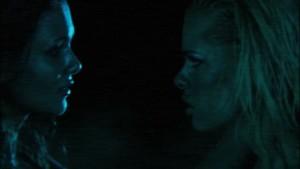Pearblossom lesbian Movie lesmedia, Sophie Monk and Anya Lahiri Lesbian Kiss