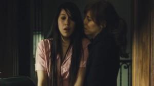The Fish Child(El niño pez), lesbian movie kiss scene