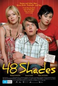 48 Shades, Lesbian movie
