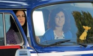 Rumer Willis & Jessica Lowndes, lesbian 90210