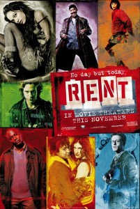 Rent, Lesbian Movie