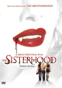 The Sisterhood, Lesbian Vampire Movie