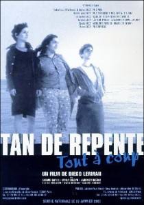 Tan de repente (Suddenly), Lesbian Movie