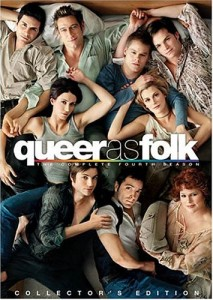 Melanie and Lindsay, Queer as Folk