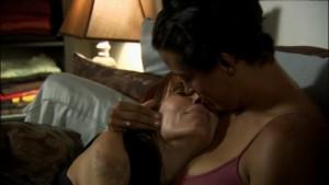 Lesbian Iamges, Alexandra Paul & Cynda Williams, Lesbian Images Tru Loved