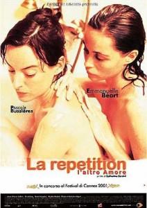 La repetition, Lesbian Movie
