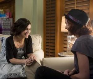 Rumer Willis Jessica Lowndes Lesbian Kiss, 90210