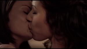 Lesbian Images, Michaela Conlin and Nichole Hiltz Bones