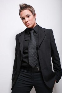 Dani Campbell, Lesbian Celebrity