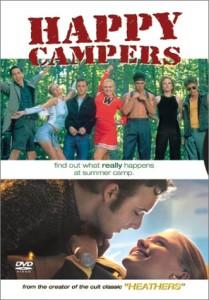 Happy Campers, Lesbian Scene