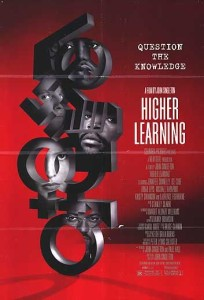 Higher Learning, Lesbian Movie