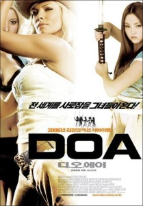 DOA: Dead or Alive, 2006 Movie