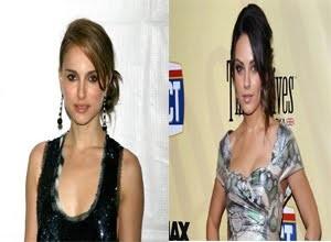 Mila Kunis and Natalie Portman, Lesbian Sex Scene Black Swan