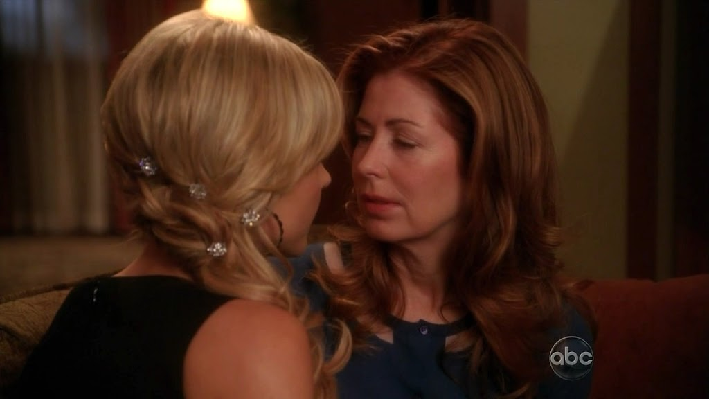 Against. What Dana delany desperate housewives