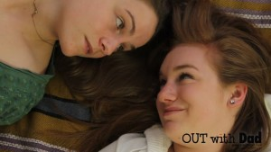 Out With Dad, Out With Dad Lesbian Web Series