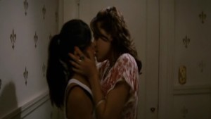 Melonie Diaz and Lyndsy Fonseca, Lesbian Images Remember the Daze