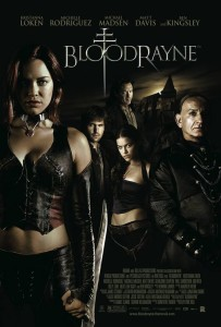 BloodRayne, Movie Lesbian Vampire