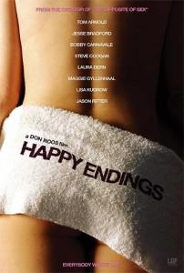 Happy Endings, Lesbianism Movie