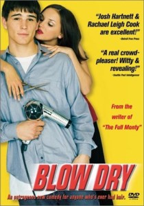 Blow Dry, Movie lesmedia