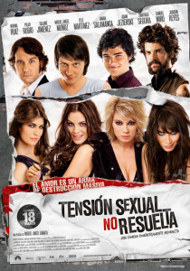 Tension sexual no resuelta, Lesbian movie lesmedia