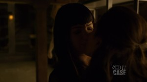 Ksenia Solo and Anna Silk Kiss,  Lost Girl