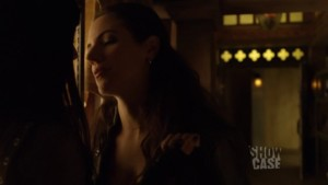 Ksenia Solo and Anna Silk Kiss,  Lost Girl