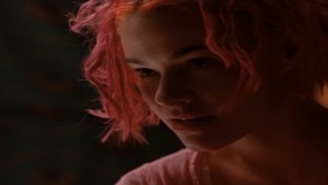 Alison Folland and Leisha Hailey Lebian Kiss, All Over Me Lesbian Movie Watch Online lesmedia