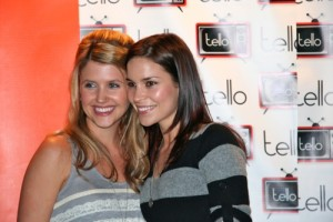 Mandy Musgrave, Gabrielle Christian, Lesbian TV Show Cowgirl Up Premiere lesmedia