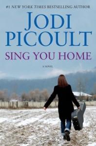 Sing You Home, 2008 Lesbian novel Jodi Picoult lesbian media