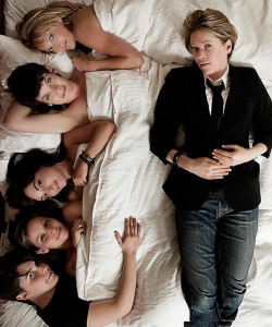 Girl/Girl Scene, lesbian web series episode 4 lesbian media