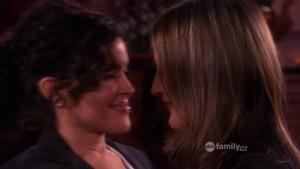 Anne Ramsay Lesbian Kiss, The Secret Life of the American Teenager Watch Online lesbian media