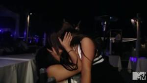 Snooki and Deena Lesbian Kiss Jersey Shore, Lesbian Movie Watch Online lesbian media
