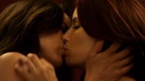 Eva Longoria and Kate del Castillo Lesbian Kiss, Without Men Lesbian Movie Watch Online lesbian media