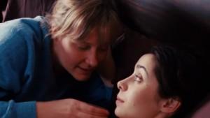 Cristin Milioti and Emily Holmes Lesbian Kiss, Lesbian Movie  Watch Online lesbian media
