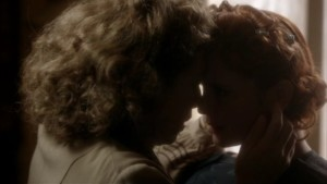 Emilia Fox and Alex Kingston Lesbian Scene, Upstairs Downstairs Watch Online LesMedia