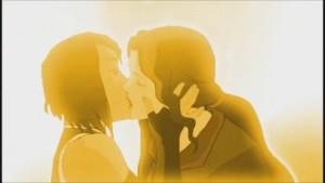 Korra Lesbian Kiss